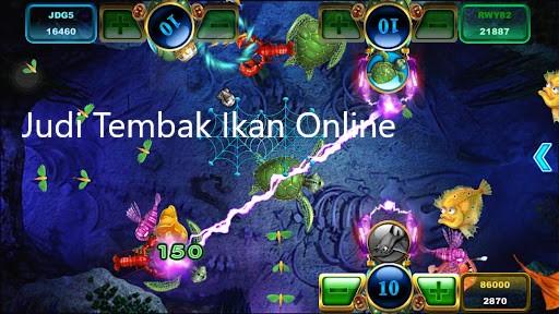 Joker123 Tembak Ikan Online